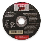 United Abrasives SAIT 23107 7 In. x .045 In. x 5/8 In. Thin High Speed Cut-Off Wheels