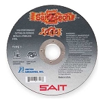 United Abrasives SAIT 23328 7 In. x 045 In. x 8/8 In. Thin Cutting Wheel