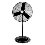 Air King 9124 Pedestal Fan 24 In.1/4HP