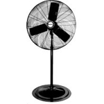 Air King 9135 Osc. Pedestal Fan 30 In.1/4