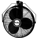 Air King 9518 Wall Mount Fan Includes Wall Mounting Bracket