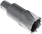 Jancy 2-15/16 In. Diameter x 1 In. Depth of Cut Carbide Tipped Annular Cutter