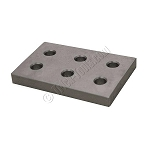 Strong Hand BuildPro T51009 6 x 6.3 In. Connecting Plate