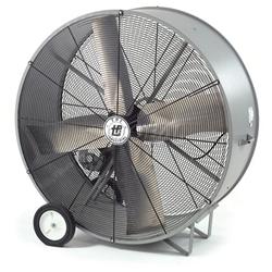 TPI Hazardous Location Belt Drive Drum Fan Portable Blower 48 In  PB48BHL