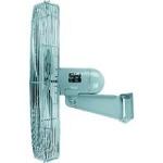 TPI Hazardous Location Belt Drive Drum Fan Portable Blower 48 In