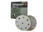 Indasa 5 In. 9 Hole Rhynogrip Indasa Hook and Loop Disc (80-360 grit)