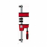 Bessey KRV-40 40 In. x 3-3/4 In. Vario K Body REVO Variable Jaw Parallel Clamp