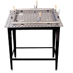 Strong Hand BuildPro TBHK200 Fixture Point Economy Welding Table