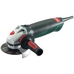 Metabo 600562420 WEV15-125 HT 4.5-In. & 5-In. 2,800-9,600 RPM 13.5 AMP Angle Grinder