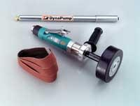 Dynabrade 13535 Dynastraight Finishing Tool 1 HP 4,500 RPM Versatility Kit