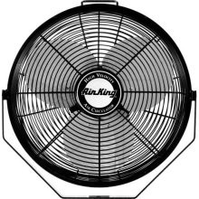Air King 9314 Multi-Mount Fan with Pull Cord