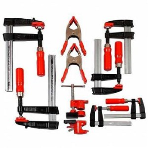 Bessey BGP General 10-Piece Clamp Kit