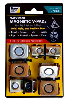 Strong Hand MVDF44 Adjustable Magnetic V Pad