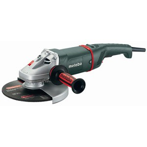Metabo 606445420 W24-180 8,500 RPM 15.0 AMP 7-In. Angle Grinder