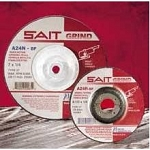 United Abrasives SAIT 20075 5 In. x 1/4 In. x 7/8 In. Type 27 Depressed Center Grinding Wheel