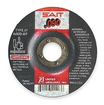 United Abrasives SAIT 20913 4.5 In. x .090 In. x 5/8-11 Depressed Center Cutting Wheel