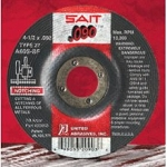 United Abrasives SAIT 20923 4.5 In. x .090 In. x 7/8 In. Saitech High Performance Cutting Wheel