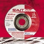 United Abrasives SAIT 22020 4.5 In. x 3/32 In. x 7/8 In. Specialty Cutting Wheel