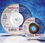 United Abrasives SAIT 22069 4.5 In. x 3/32 In. x 5/8-11 Saitech High Performance Cutting Wheel