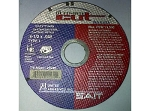 United Abrasives SAIT 22240 6 In. x .045 x 7/8 In. Cutting S.S. T1 Flat