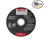 United Abrasives SAIT 23326 6 In. x .045 In. x 5/8 In. Sait Z-Tech High Performance Cut-Off Wheels
