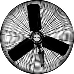 Air King 9030 Wall Mount Fan 30 In.1/4HP