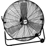 Air King 9224 Hi-Velocity Pivoting Floor Fan 24