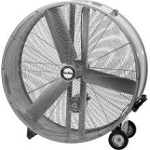 Air King 9936D 36 In. Portable Barrel Fan