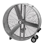 Air King 9942D 42 In. Belt Driven Drum Fan