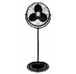 Air King 9420 20 In. 3670 CFM 3-Speed Industrial Grade Pedestal Fan