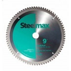 Steelmax BL-09-AL 9 In. Aluminum Cutting Saw Blade