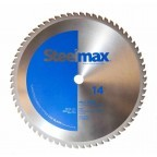 Steelmax BL-014 14 In. Mild Steel Cutting Saw Blade