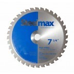 Steelmax BL-07-5 7-1/4 In. Mild Steel Cutting Saw Blade