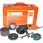 Fein Wsg 12-70E-Ps Variable Speed Metal Grinder
