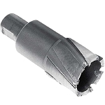 Jancy 3-9/16 In. Diameter x 2 In. Depth of Cut Carbide Tipped Annular Cutter