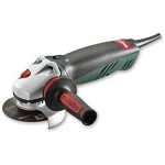Metabo 600354420 W9-115 4.5-In. 10,500 RPM 8.5 Amp Angle Grinder